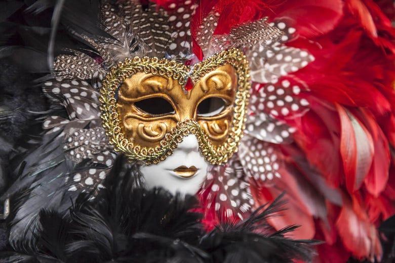 Tour de los orígenes del carnaval veneciano