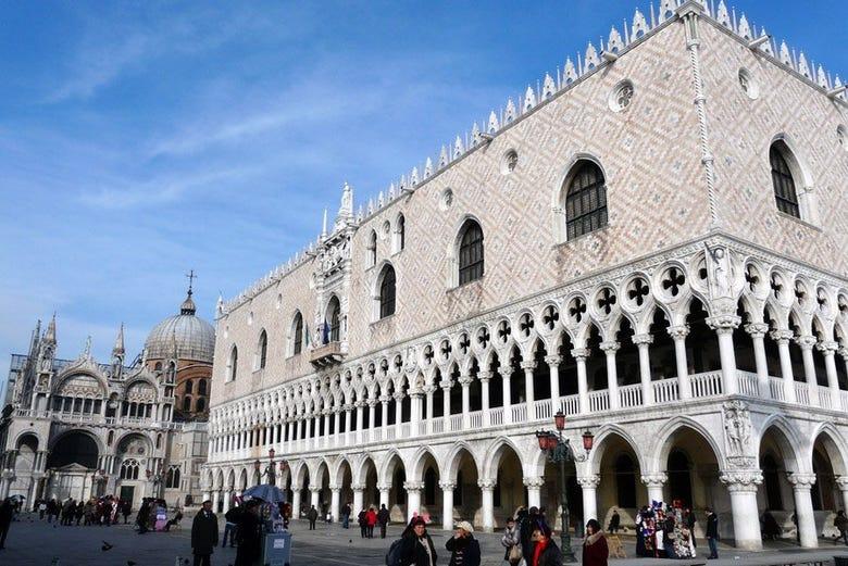 Visita guidata per il Palazzo Ducale di Venezia - Civitatis.com