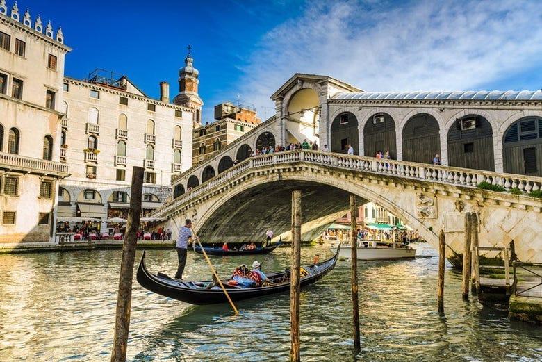Tour privado por Venecia ¡Tú eliges!