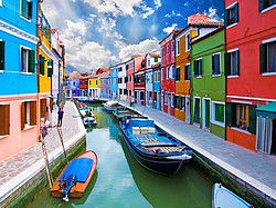 ,Excursión a Burano en barco,Excursión a Murano en barco,Excursion to Murano on a cruise