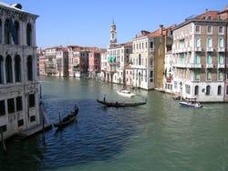 Venise : Ses canaux