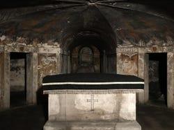 A Venetian crypt