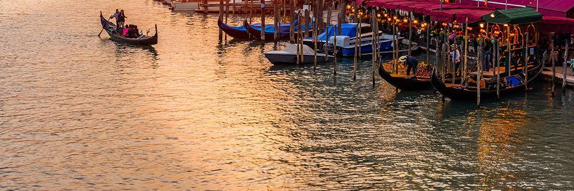 Trasporto a Venezia