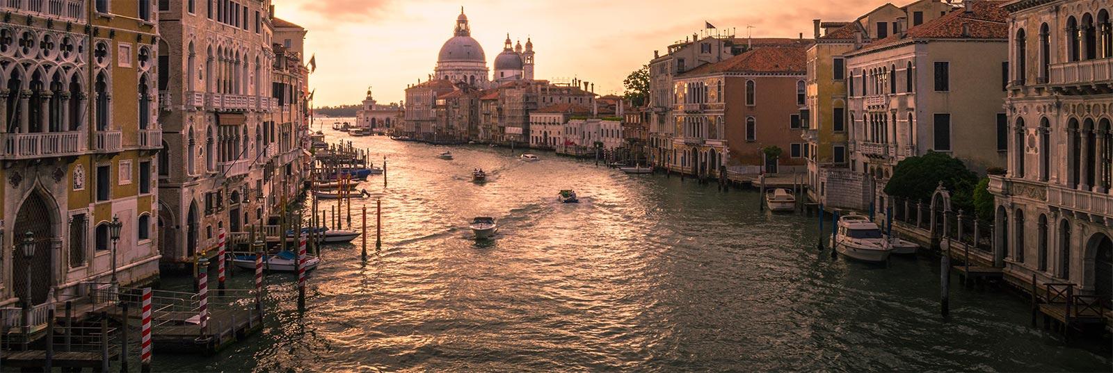 Guía turística de Veneza