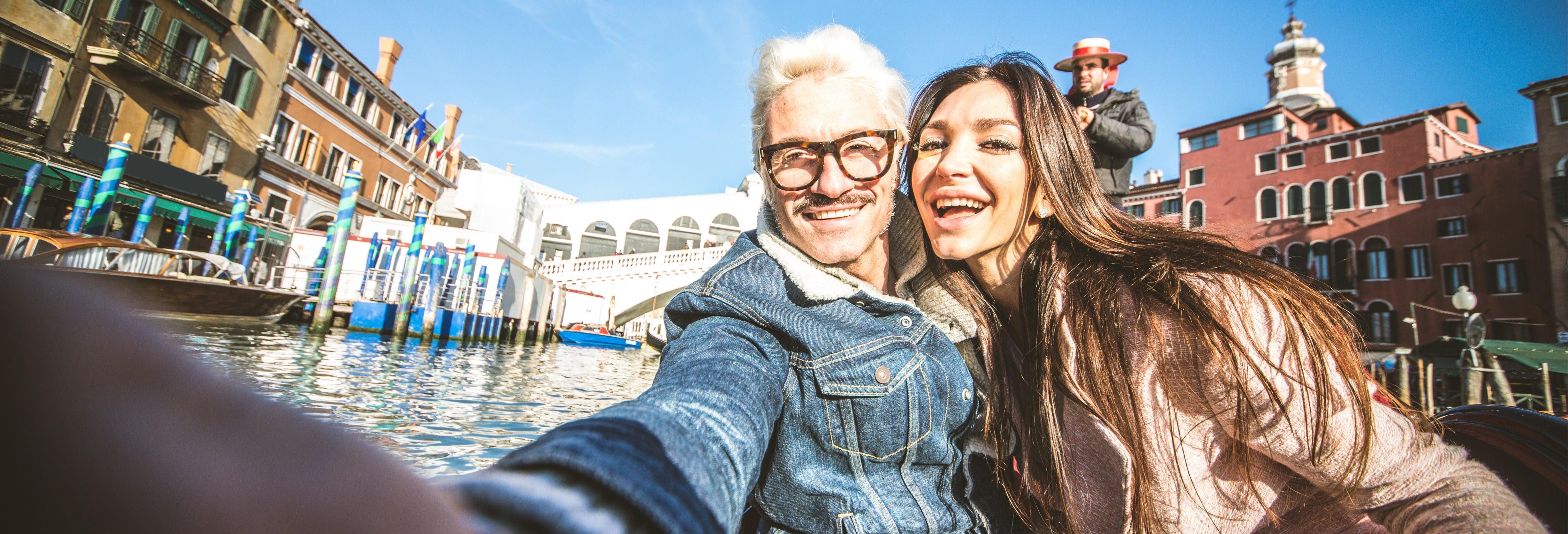 Tour privado por Venecia con guía en español