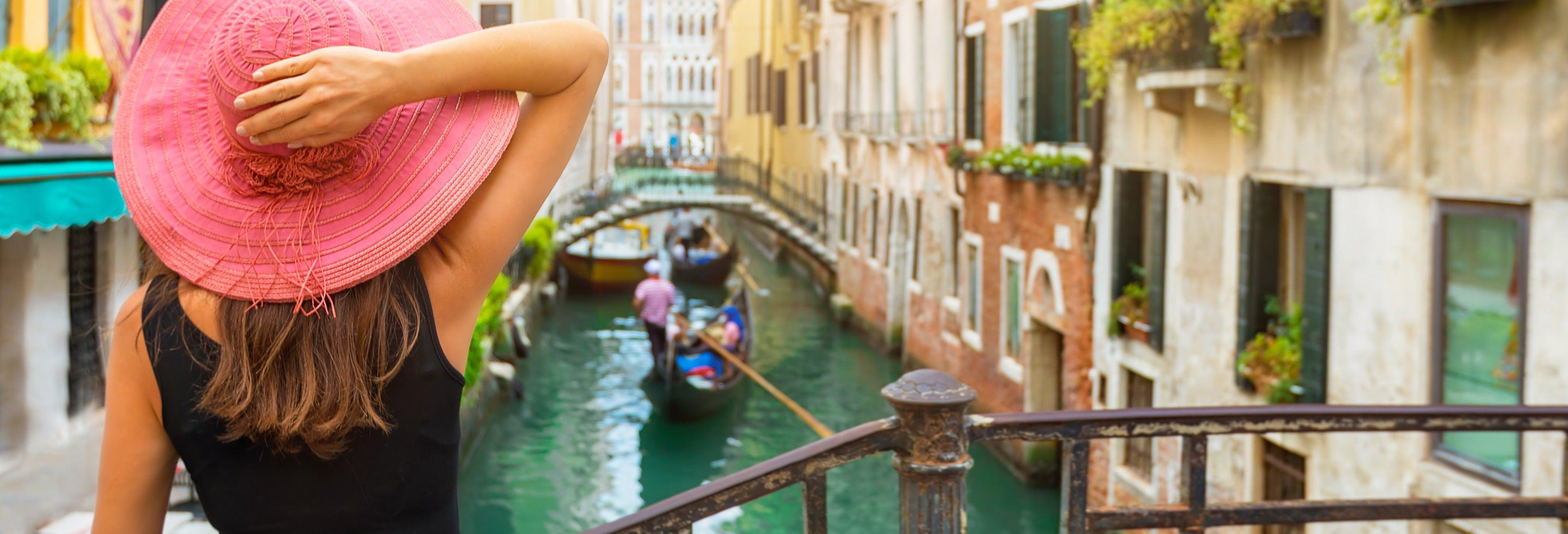 Tour por Venecia para cruceros