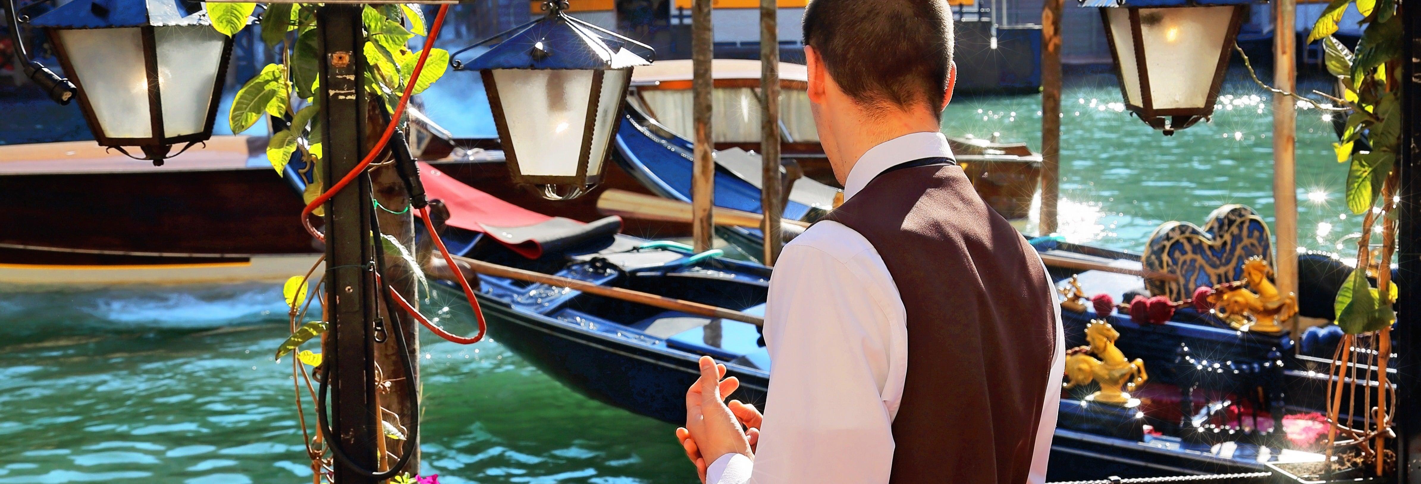 Degustação de vinhos venezianos
