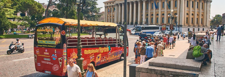 Autobús turístico de Verona