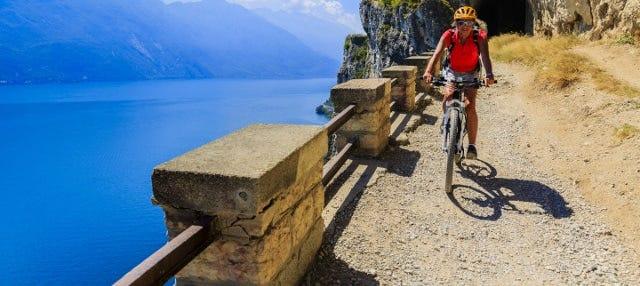 Excursión en bicicleta desde Verona