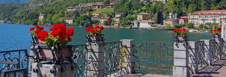 Excursion au Lac de Côme et à Bellagio