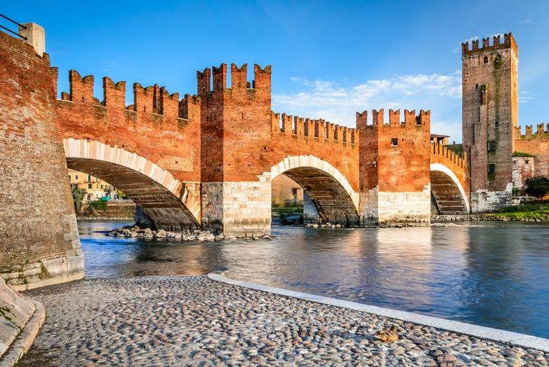 Tour privado por Verona
