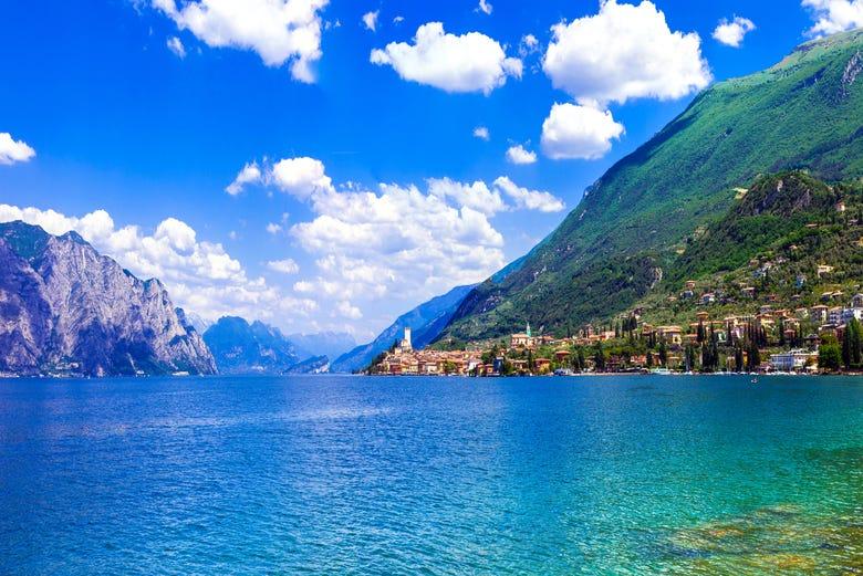 Excursión de día completo al Lago de Garda