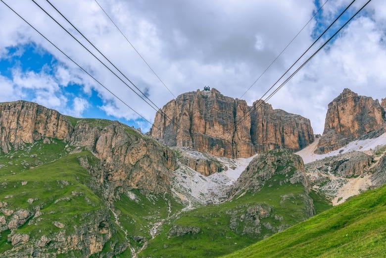Excursión a los Alpes Dolomitas