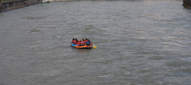 Rafting por Verona