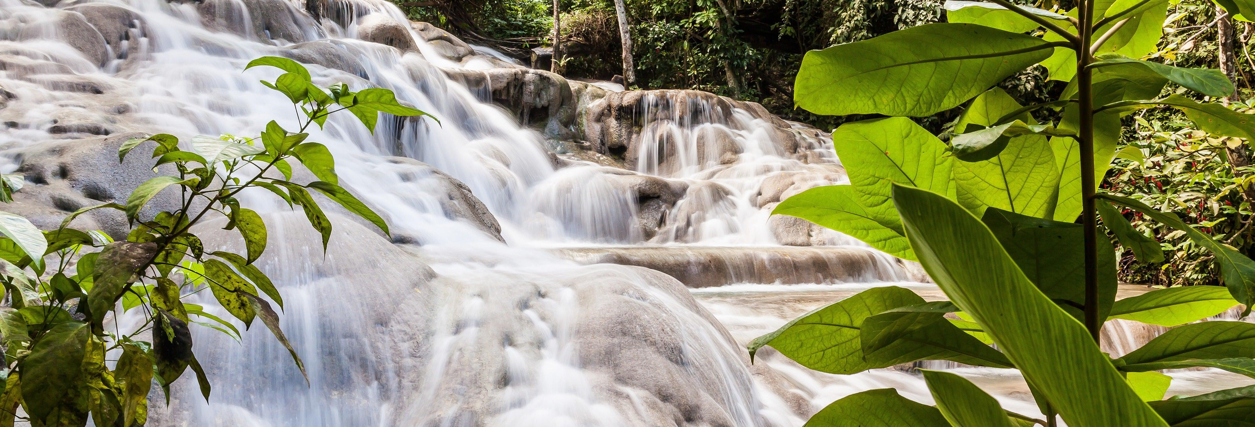 Excursión a las cascadas del río Dunn