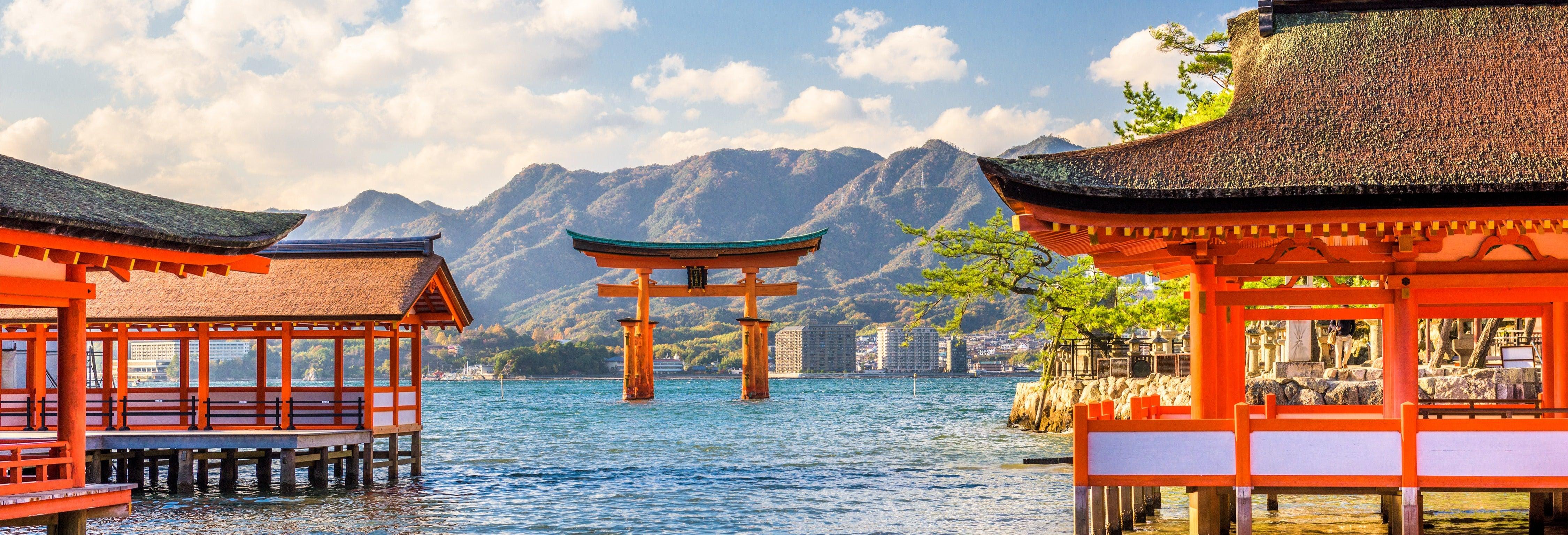 Tour por Hiroshima y Miyajima