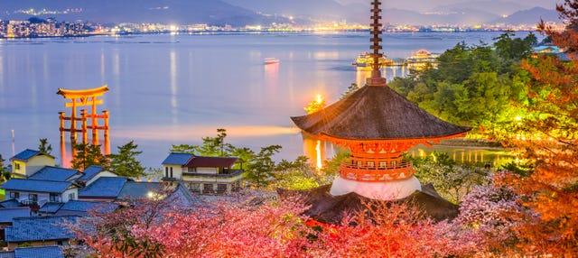 Tour nocturno por Hiroshima