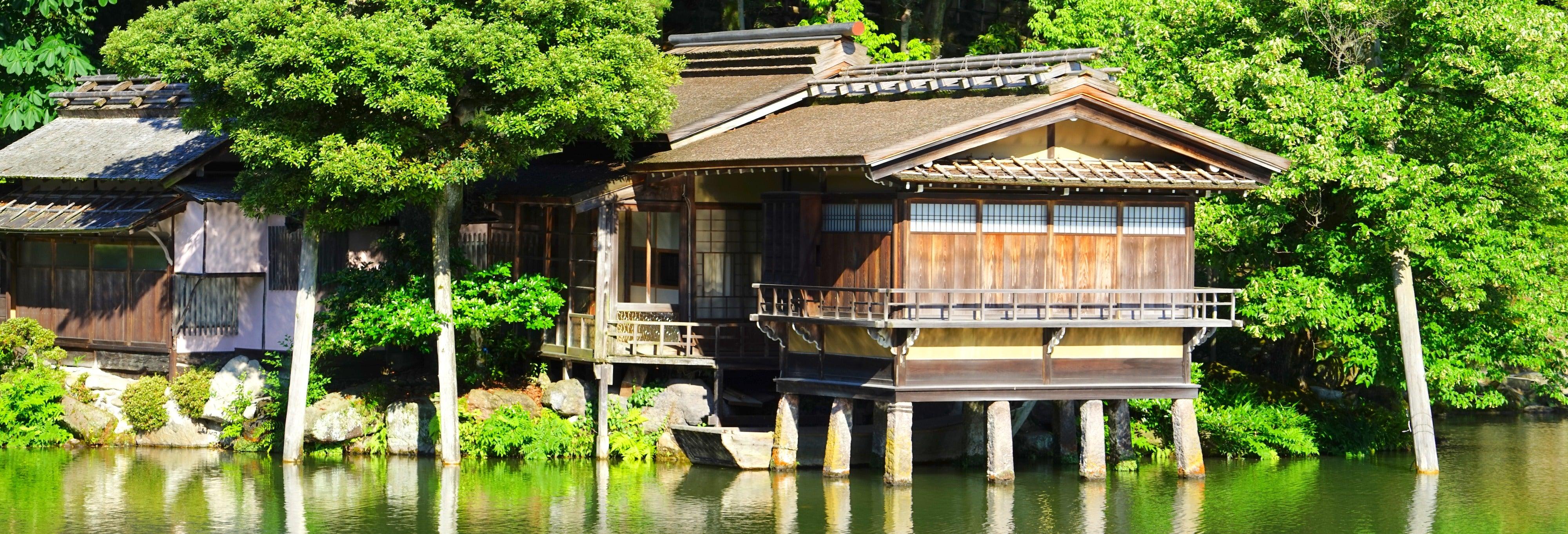 Kanazawa Walking Tour