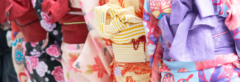 Alquiler de kimono tradicional