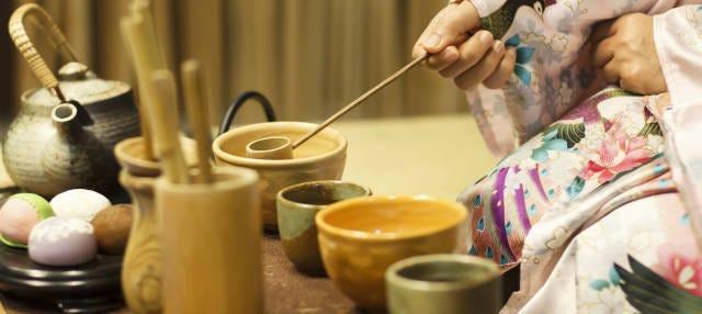 Ceremonia japonesa del té