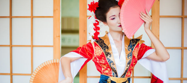 Espectáculo Maiko tradicional