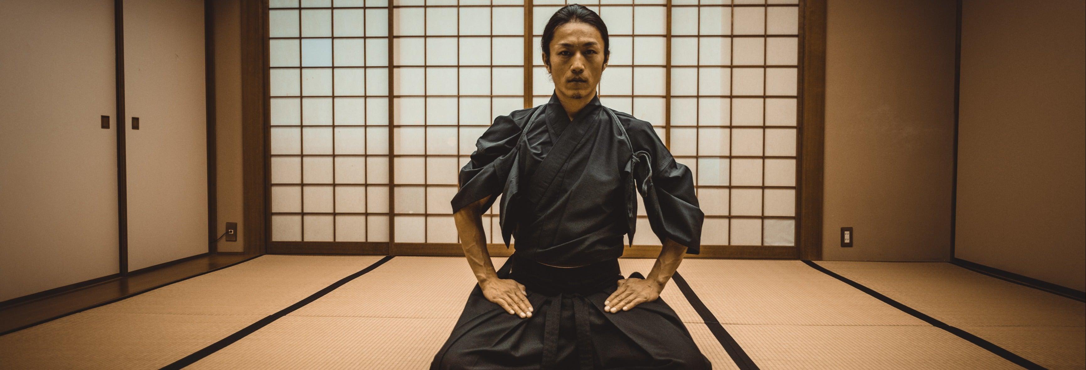 Experiencia samurái en Kioto