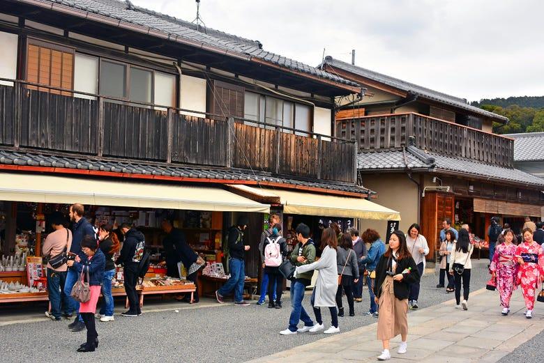 ,Tour por Kioto