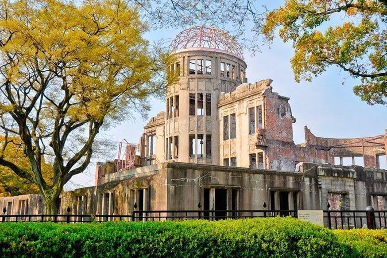 ,Excursión a Hiroshima,Excursión a Miyajima