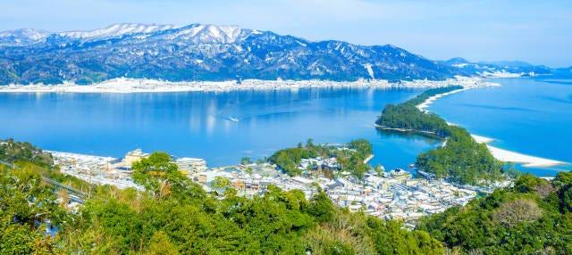 Tour por Miyama, Amanohashidate y casas flotantes de Ine