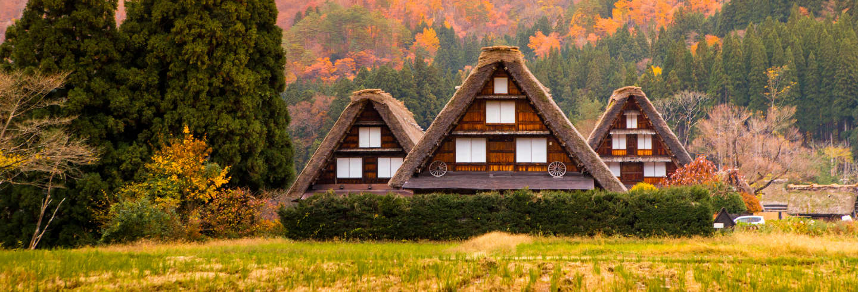 Excursão a Takayama e Shirakawago