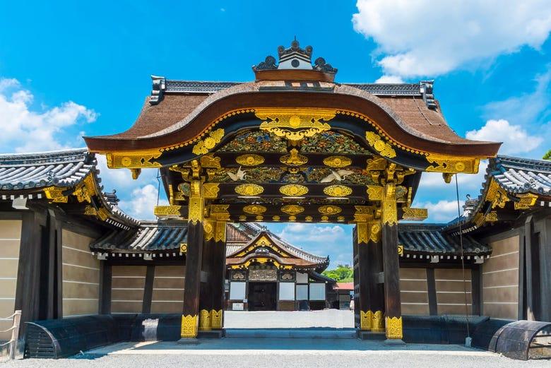 ,Excursión a Kioto