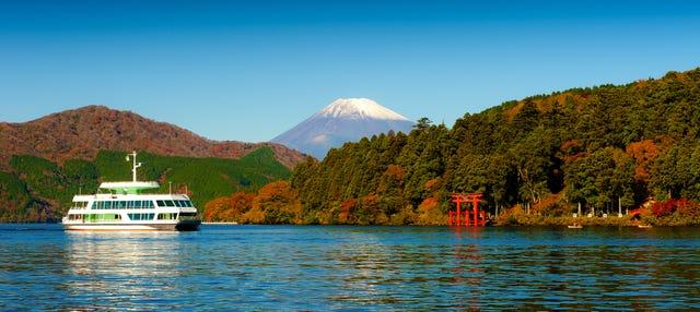 Excursión al monte Fuji y el lago Ashi