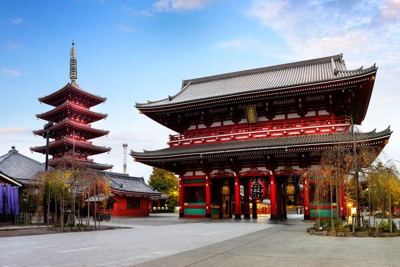 ,Tour por el Barrio Akihabara,Tour por el Barrio Asakusa