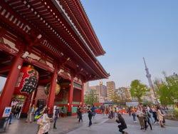 ,Tour por el Barrio Asakusa,Visita guiada