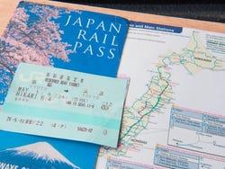 ,Japan Rail Pass
