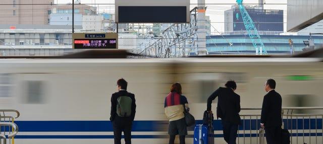 Japan Rail Pass con envío incluido