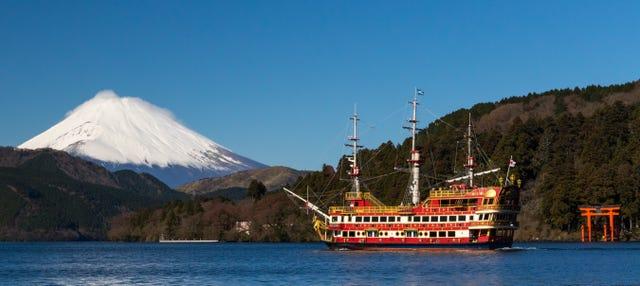 Lago Ashi, Owakudani y Gotemba Premium Outlets