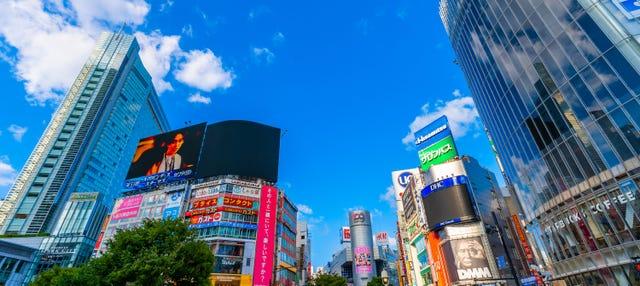 Tour por Harajuku, Shibuya y Omotesando