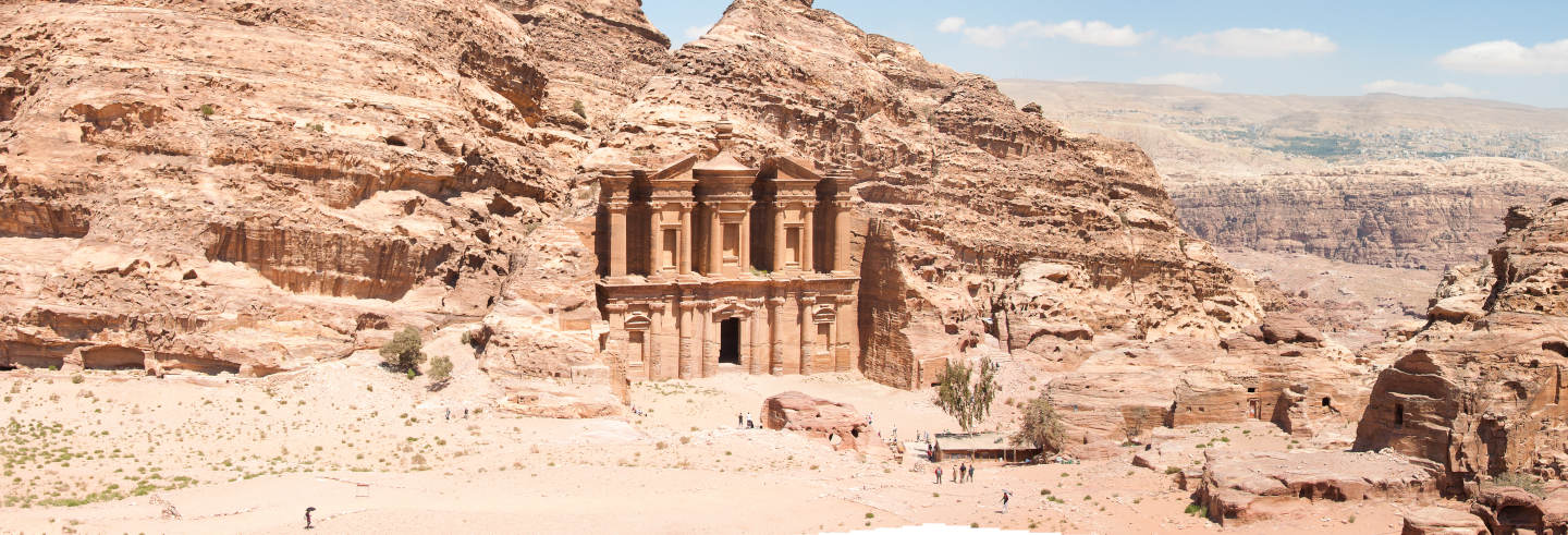 Tour completo pela Jordânia em 8 dias