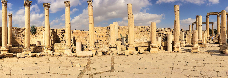 Amman, Jerash & Ajloun Castle Tour