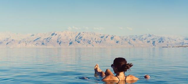 Excursión a Betania y Mar Muerto