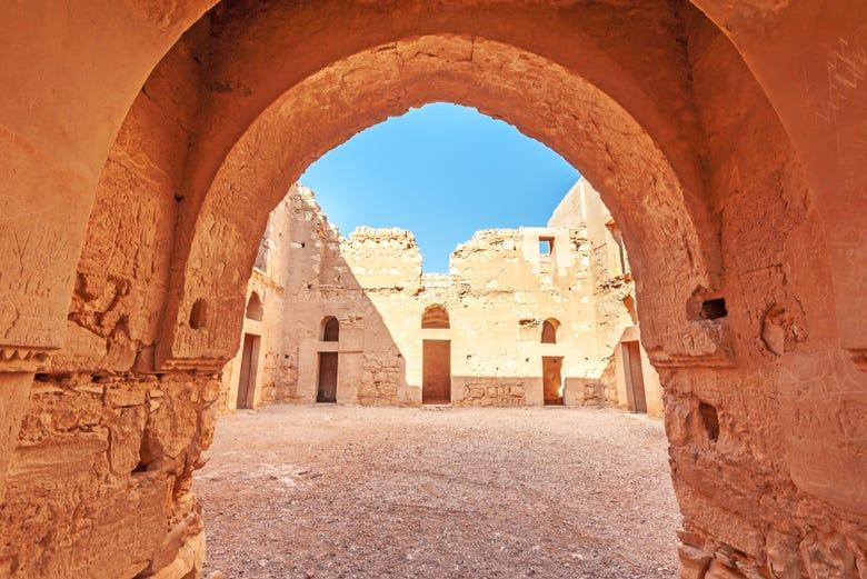 ,Excursión a Mar Muerto,Excursión a los Castillos del Desierto de Jordania