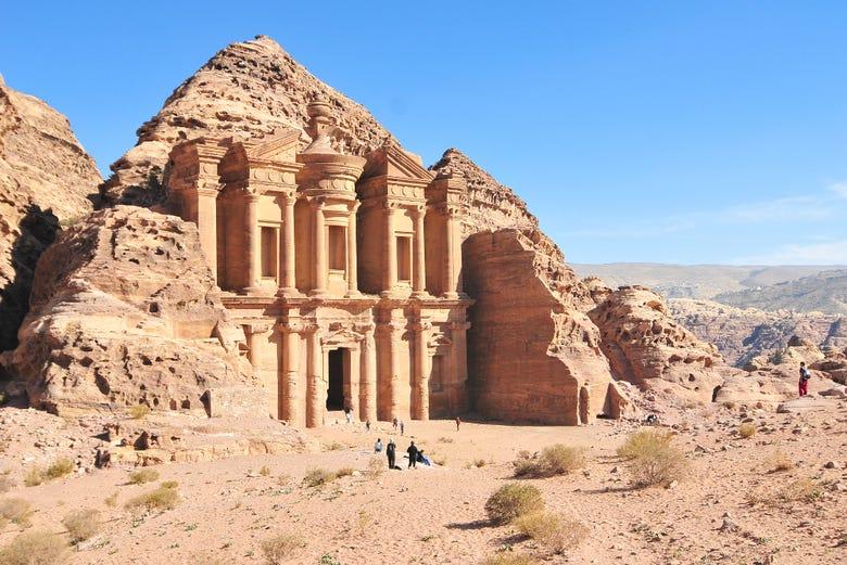 ,Excursión a Petra