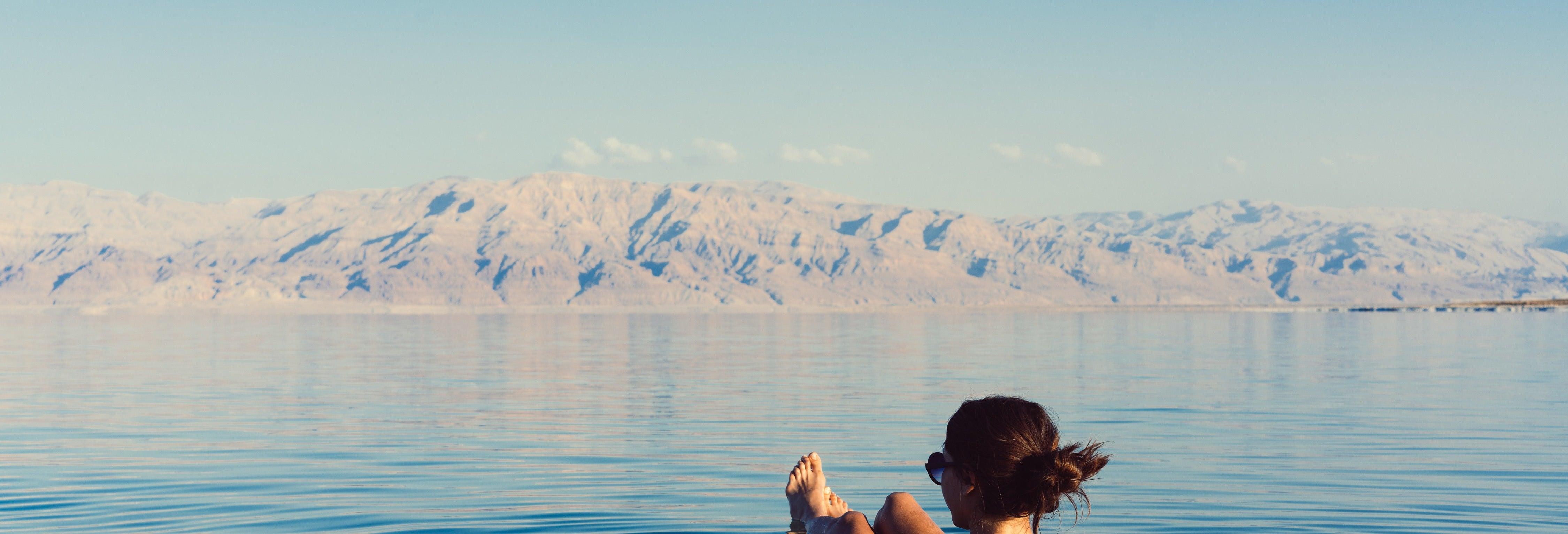 Madaba, Mount Nebo & Dead Sea Tour