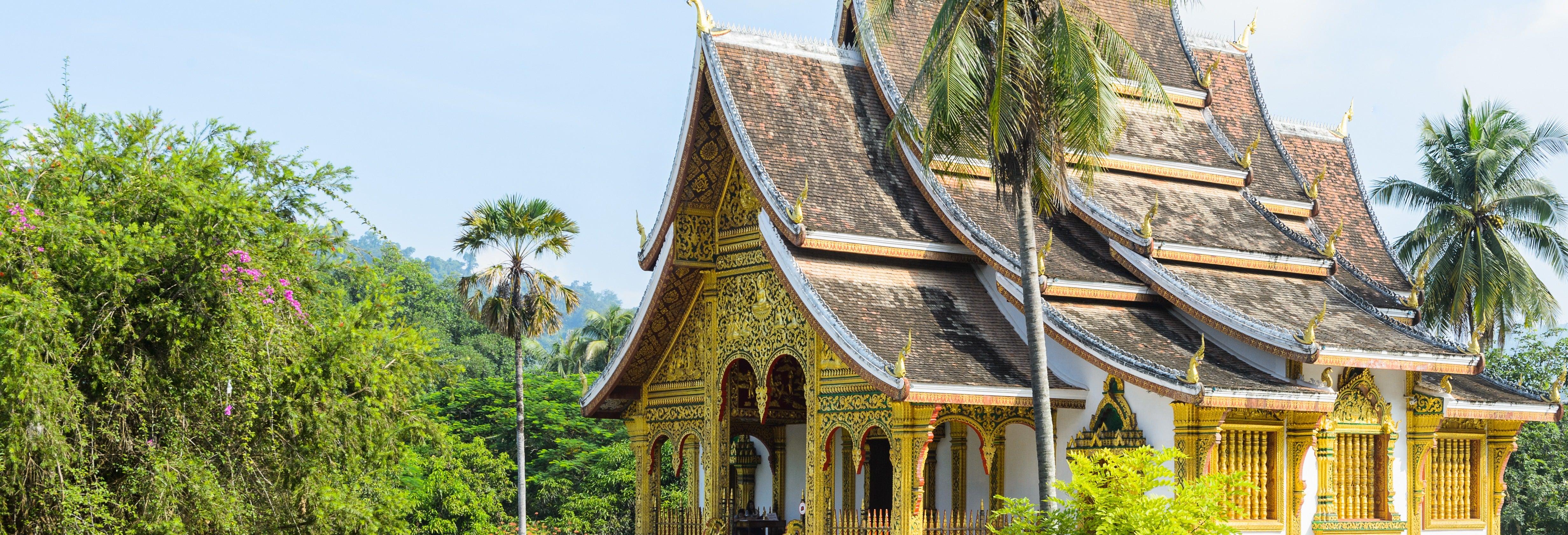 Luang Prabang 3 Day Tour