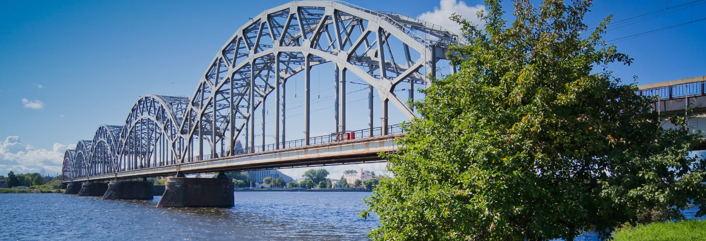 Free Walking Tour of Alternative Riga