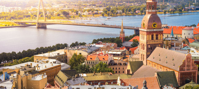 Free tour por Riga ¡Gratis!