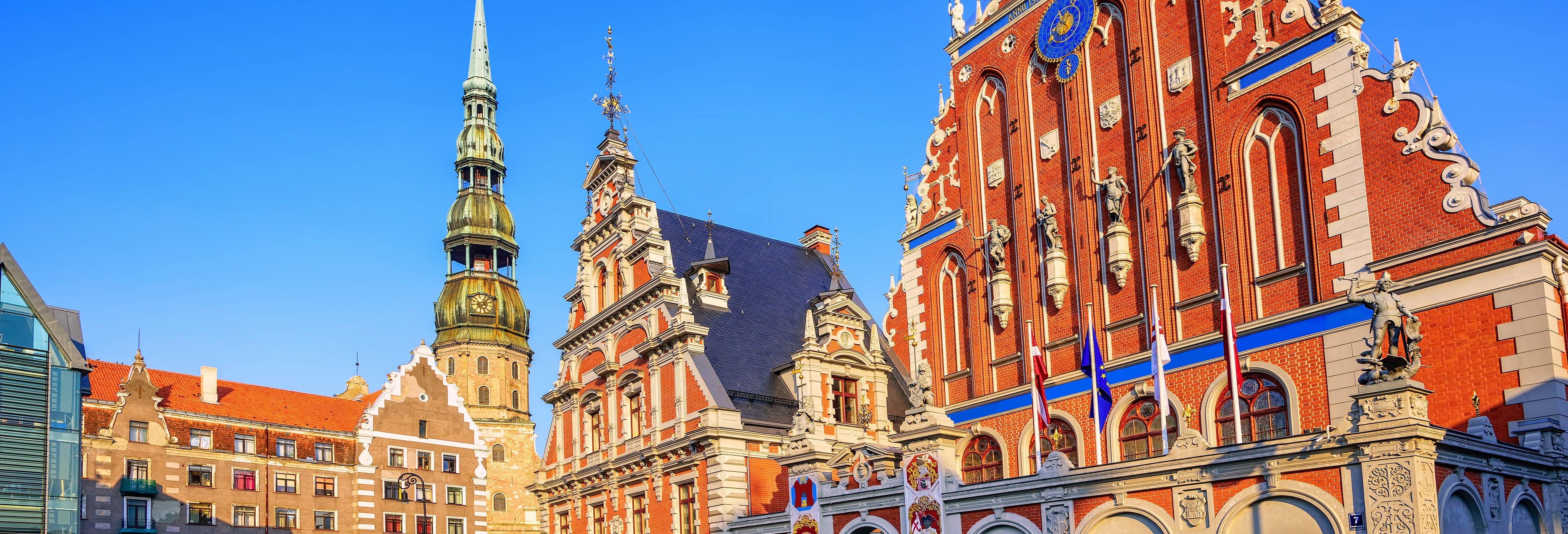 Free tour di Riga