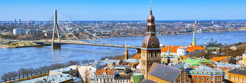 Tour privado por Riga con guía en español