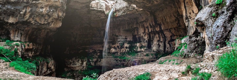 Excursión a la cascada Baatara Gorge y Batroun